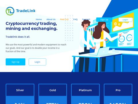 tradelink systems inc